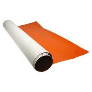 500114 Reflective foil 600 x 1200mm (orange)